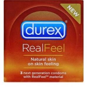 Durex Real-Feel