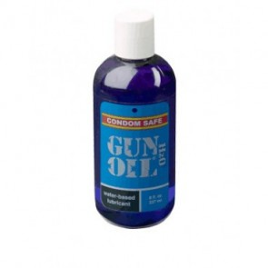 Gun Oil H2O Water-Based Lubricant