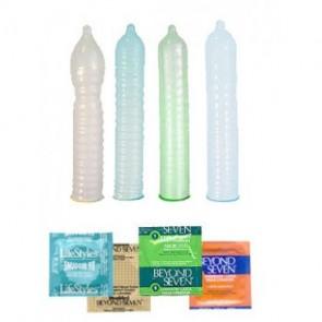 Snugger Fitting Condom Sampler- 13pk