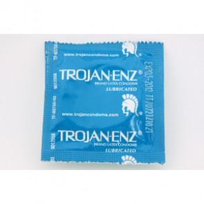 Trojan ENZ Lubricated