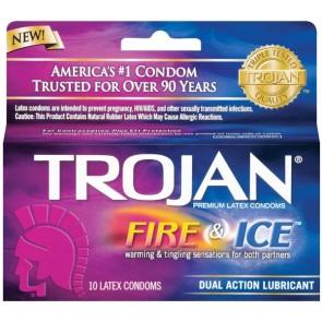 Trojan Magnum Fire & Ice