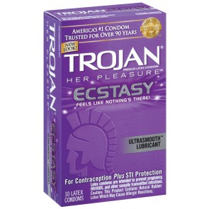 Trojan Her Pleasure Ecstasy