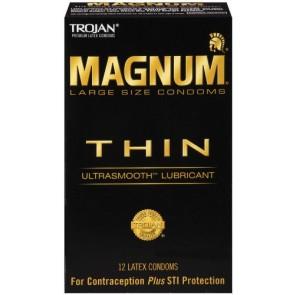 Trojan Magnum Thin